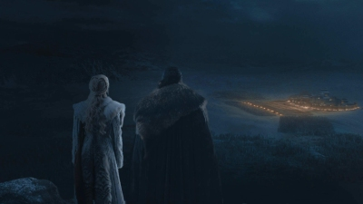 Game of Thrones 08x03 : The Long Night- Seriesaddict